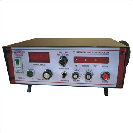 Current based Electric Tube Expansion Machine