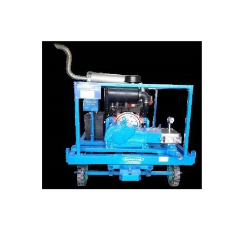 High Pressure Water Jet Cleaning Machine and Pump