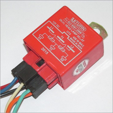 Head Light Relay Universal