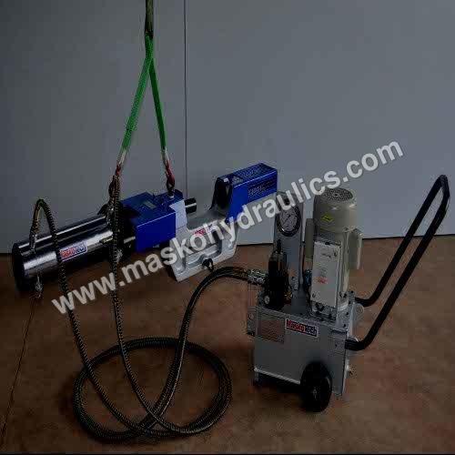 Hydraulic Track Pin Press Tool