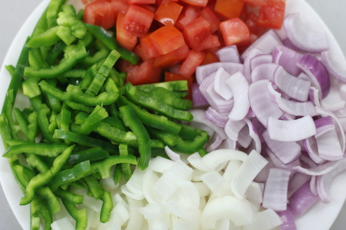 Fresh Cut Vegetables
