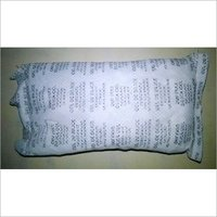Dry Silica Gel Packet