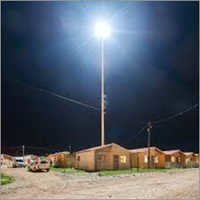 High Mast Flood Lighting 12.5 meter