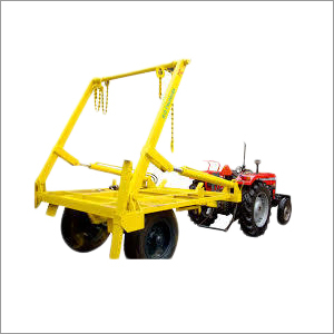 Tractor Operated Dumper Placer