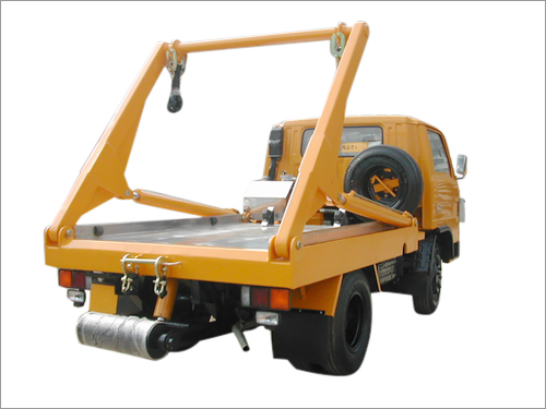 MCV operated Dumper Placer