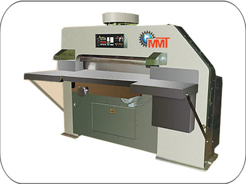 Heavy Duty Semi Automatic Electro Magnetic Clutch Paper Cutting Machine