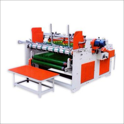 Double Head Folder Gluer Machine