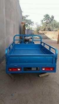 Designed E Rickshaw