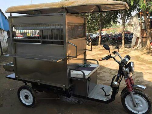 Food Van E-Rickshaw