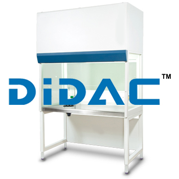 Ductless Fume Hood With Transparent Back Wall