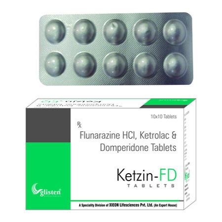 KETZIN-FD TABLET