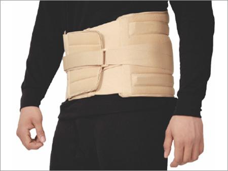 Lumbar Back Support Belt