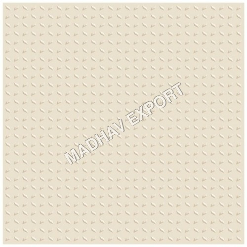 Checkered Ivory Parking Tiles