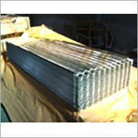 Plain Corrugated Sheets