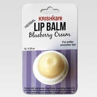Herbal Lip Balm – Blueberry Cream