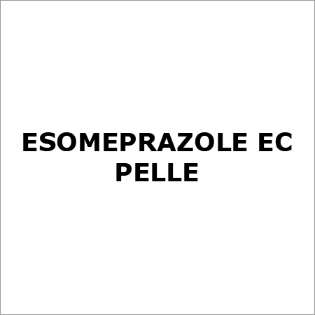 Esomeprazole EC Pelle
