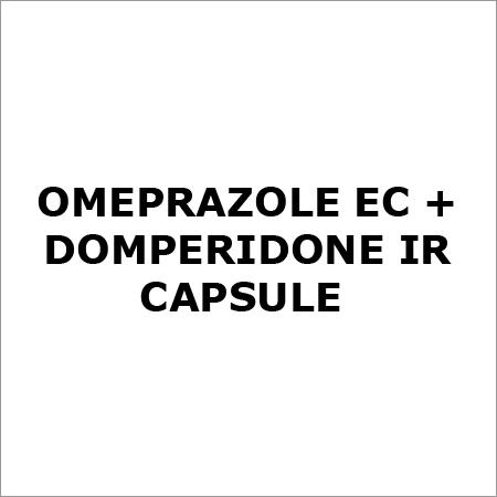 Omeprazole EC + Domperidone IR Capsule