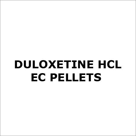 Duloxetine HCl EC Pellets