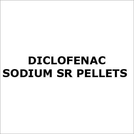 Diclofenac Sodium SR Pellets