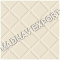 Matrix Ivory Vitrified Parking Tiles