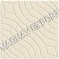 Neo Ivory Vitrified Parking Tiles