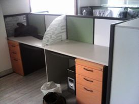 Back to Back workstations