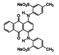 ACID CYANINE GREEN G