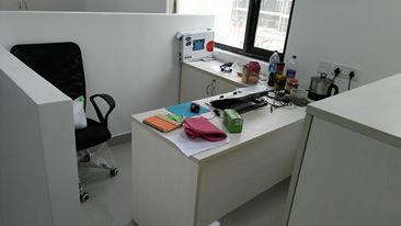 Executive Cabin table