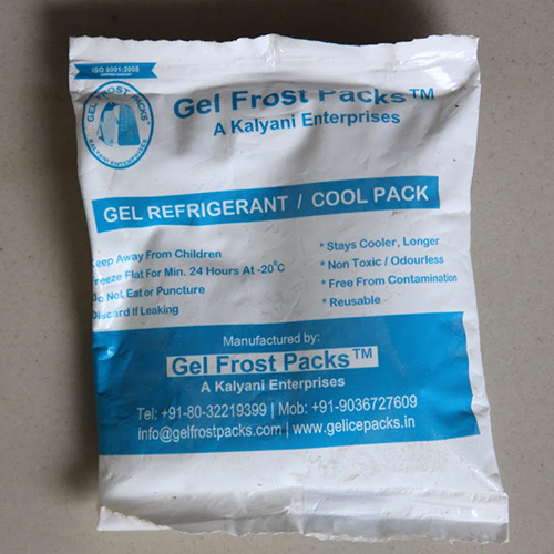 Cool Gel Packs
