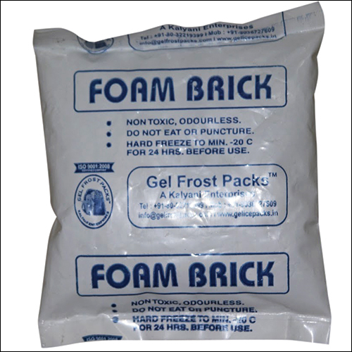 Foam Bricks Packs