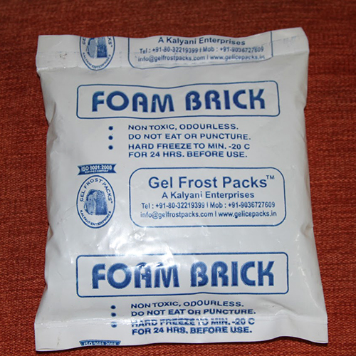 Gel Foam Brick