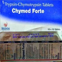 Tablet Trypsin-Chymotrypsin