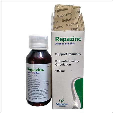 Aescin + Zinc Syrup