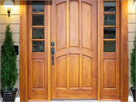 Teakwood Door Frames
