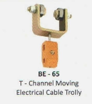 T Channel Cable Trolley