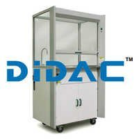 Mobile Filtration Fume Cupboard