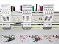 Computerized Large Scale Flat Embroidery Machine