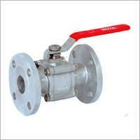 CI BALL VALVE FLANGE END