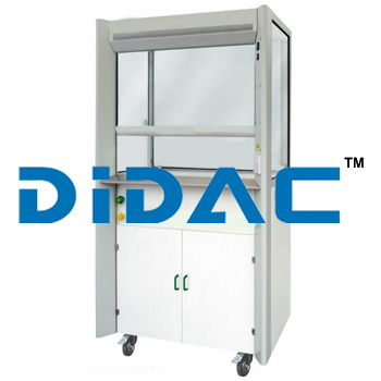 Airone 1000DS Semi Mobile Ducted Fume Cupboard