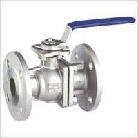 SS BALL VALVE FLANGE END