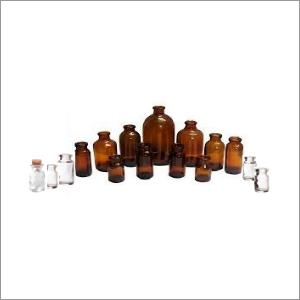 Moulded Glass Vials