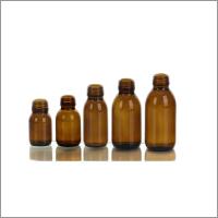 Small Pharma Bottles