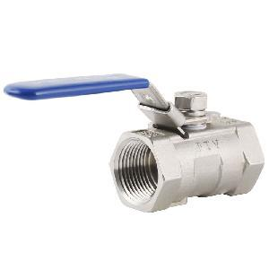 SS BALL VALVE SCREEWED END