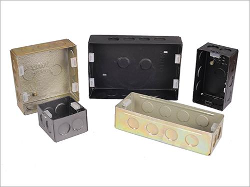 Steel Box Accessories