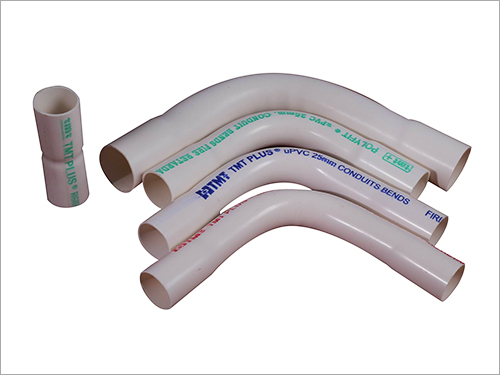 PVC Sweep Bends