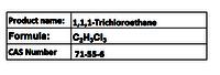 1,1,1-Trichloroethane