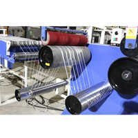 Synthetic String (Sutli) Plant Machine