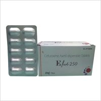 Cefuroxime Axetil Dispersible Tablet