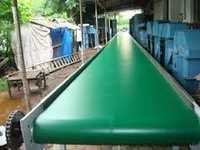 PVC Green Conveyor Belt