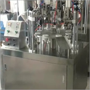 Tube Filling  - Ointment Filling Machine